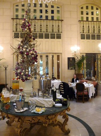 The Ritz-Carlton, Budapest: Breakfast dining area