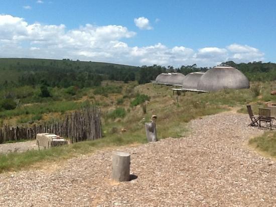 Gondwana Game Reserve: Die Unterkunft
