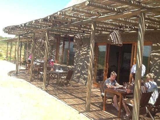 Gondwana Game Reserve: Da macht Essen Spass !