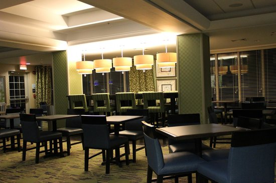 Holiday Inn Express & Suites Dickson City-Scranton : Breakfast area