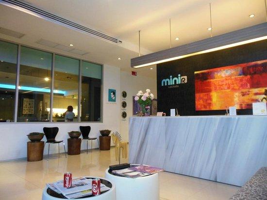 The Mini R Ratchada: hall de l' hotel