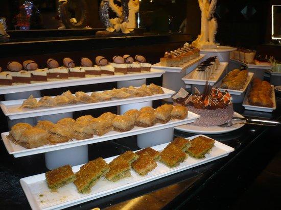 Voyage Belek Golf & Spa: Les buffets