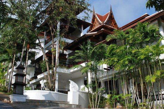 Panviman Chiang Mai Spa Resort: Wohngebäude