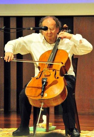 Beatocello Concert: Dr Beat