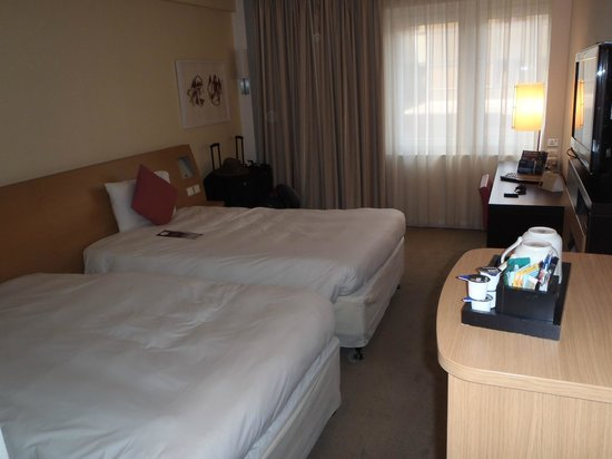 Novotel London West: Beds