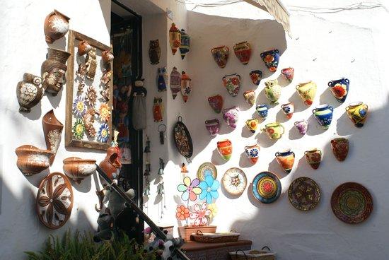 Hotel Best Triton: Souvineer plate shop in Mijas