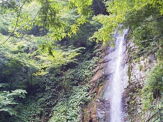 Tokonijino-taki: 常虹の滝 