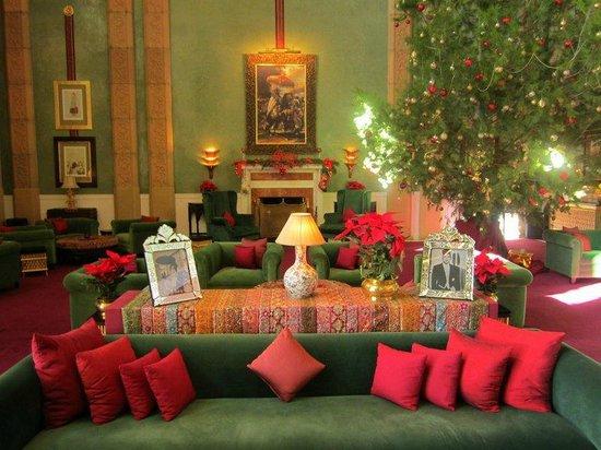 Sahara Palace Marrakech : Christmas decoration
