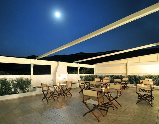 Hotel Porto Diakofti: Dining area