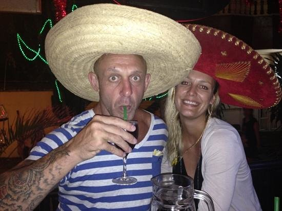 Warung MAX!: one more tequila please
