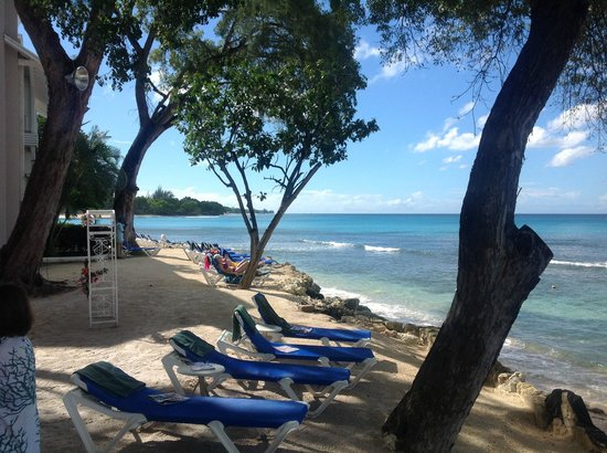 The Club, Barbados Resort & Spa All Inclusive: Lovely views