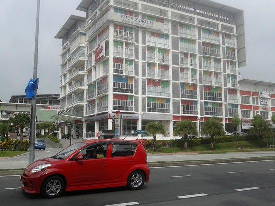 Tune Hotel Kota Damansara: Tune Hotel-Damansara