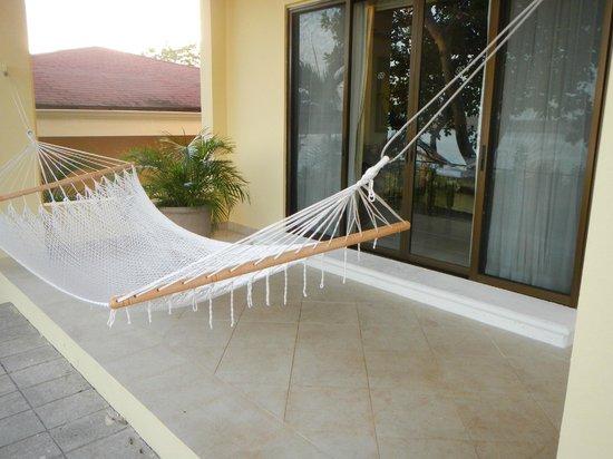 Occidental Papagayo - Adults only: Hammock on balcony