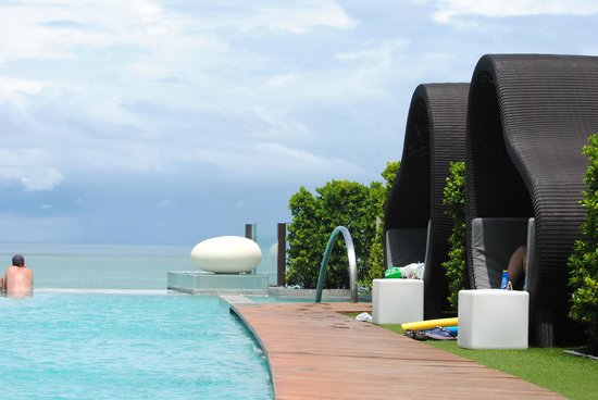 Hilton Pattaya: swimming pool