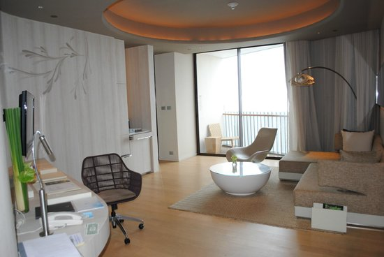 Hilton Pattaya: KING OCEAN SUITE