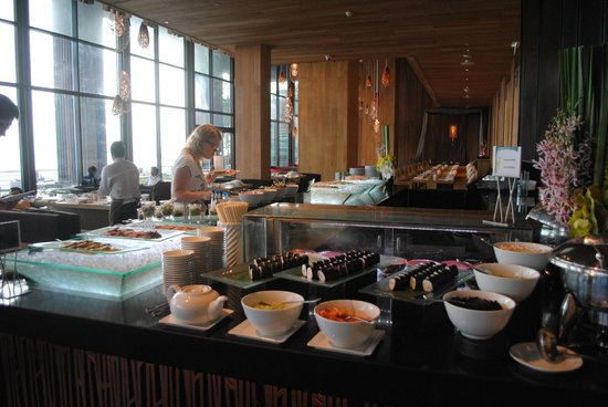 Hilton Pattaya: breakfast