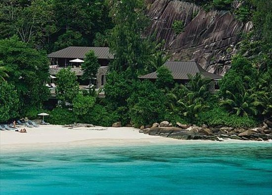 One of the best beaches, Four Seasons Resort Seychelles!