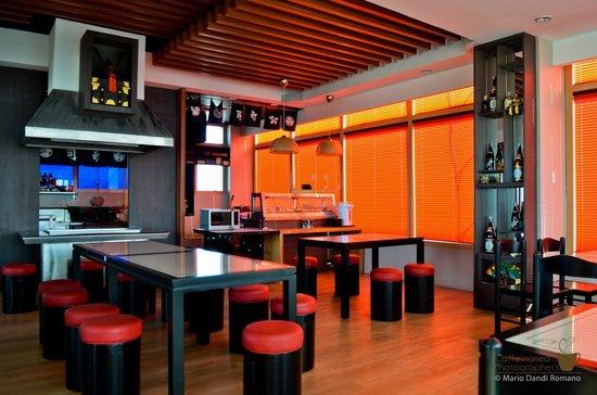Umami Room and Olive Tree Bar