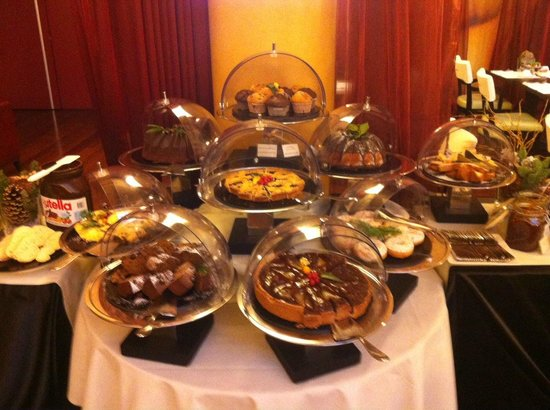 Enterprise Hotel: Hotel Enterprise, Milano - Breakfast