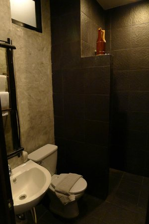 Seeka Boutique Resort: Bathroom