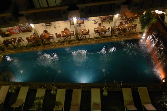 Seeka Boutique Resort: Small swimming pool (1.2m deep)