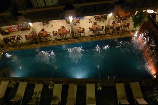 ซีก้า บูติค รีสอร์ท: Small swimming pool (1.2m deep)