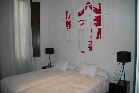 Marquis Portago: habitación