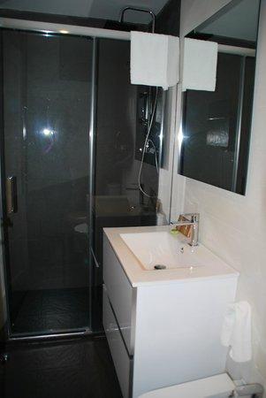 Marquis Portago: cuarto de baño
