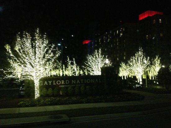 Gaylord National Resort & Convention Center: Entrance