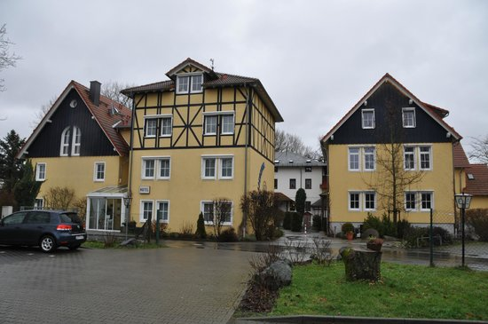 Landhotel Naunheimer Mühle: Naunheimer Mühle