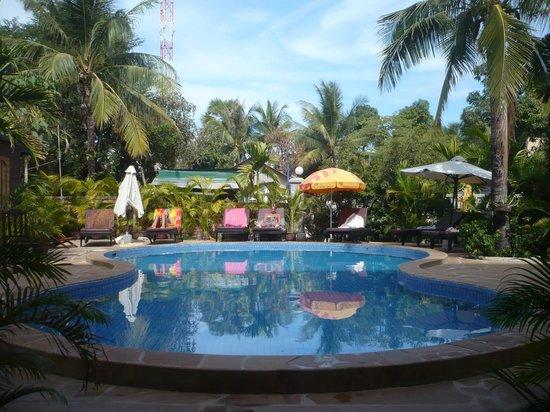 Siem Reap Temple Villa: pool