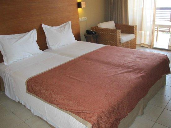 Aegeon Beach Hotel: Room
