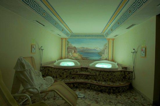 Hotel Belfiore: VASCHE IDROMASSAGGIO