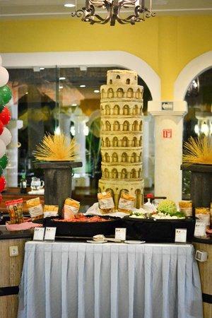 Grand Palladium Kantenah Resort and Spa: deco