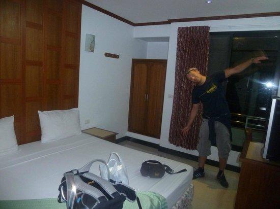 New Siam Guest House II: Das Zimmer