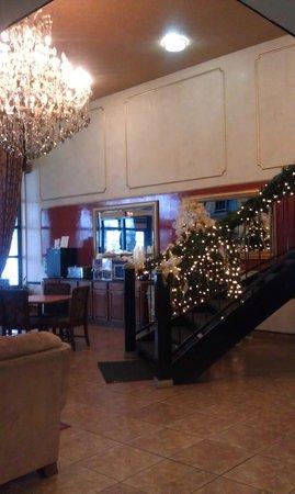 Old Hickory Inn: Lobby
