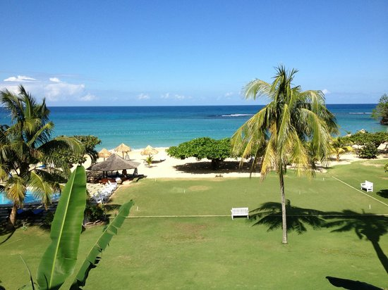 Jamaica Inn: Vista desde la habitación