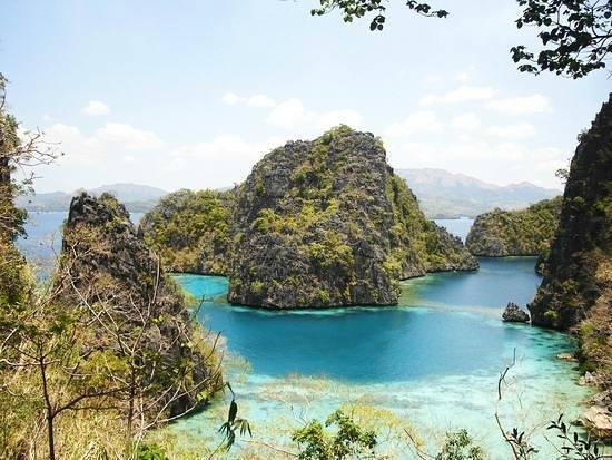 Coron Bay Palawan Picture Of Coron Bay Coron Tripadvisor