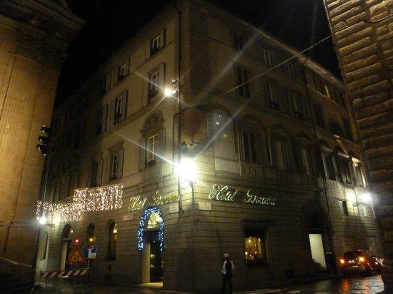 Bernini Palace Hotel: Exterior Hotel