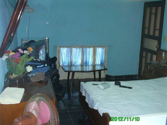 Casa de Ana Marti Vazquez: Zimmer