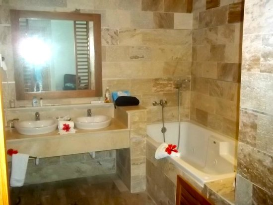 Cofresi Palm Beach & Spa Resort: Bathroom