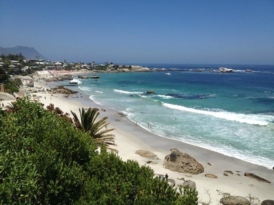 Clifton Beaches Image