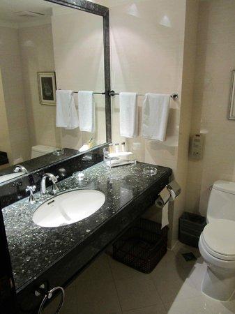 Best Western Fuzhou Fortune Hotel: bathroom