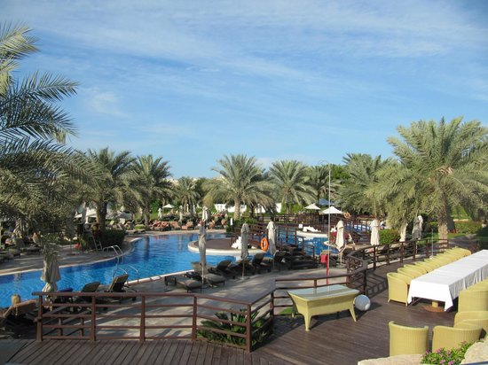 The Westin Dubai Mina Seyahi Beach Resort & Marina: Pool