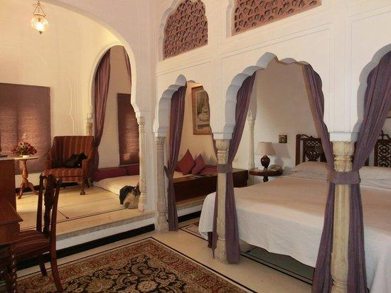 Samode Palace : Suite