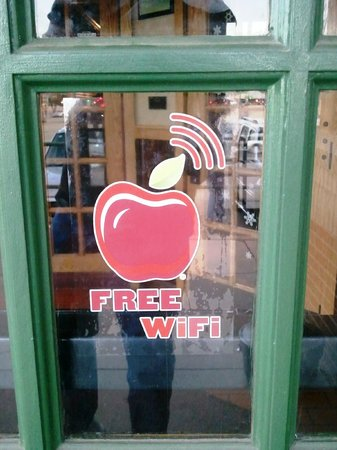 Applebee's: The WiFi Doesn't Work