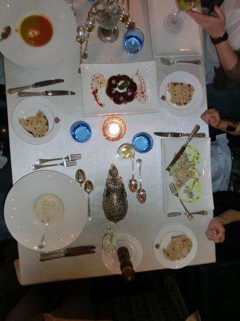 Samode Palace: Dinner