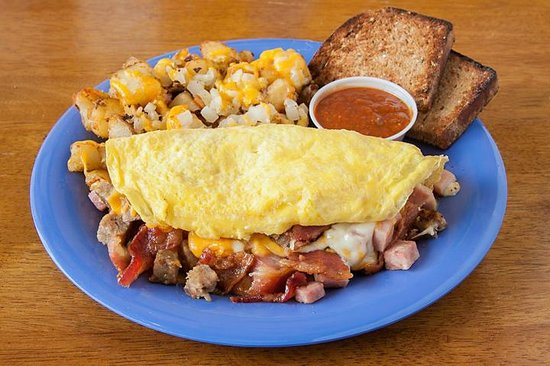 Squeeze In - Sparks NV : Hangover Helper Omelette