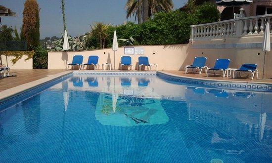 Domaine du Jas: la fameuse piscine