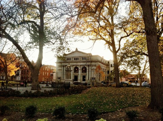 Washington Park : Enchanting city park